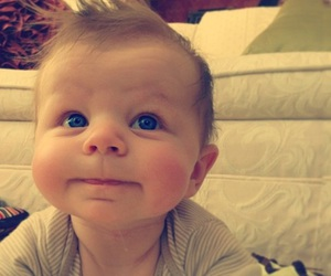 baby, cute, and niall horan image