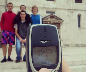 nokia, funny, and photo image