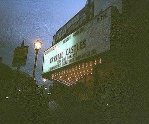 Crystal Castles, vintage, and indie image