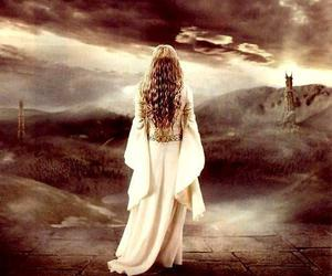 lord of the rings and eowyn image
