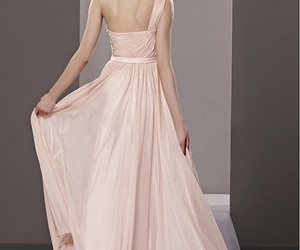 pink dress and 2013 prom dress image