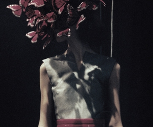 Alexander McQueen, fashion, and photography image