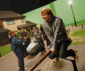 rupert grint, take me with u, and harry potter image