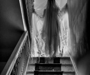 ghost, phantom, and stair image