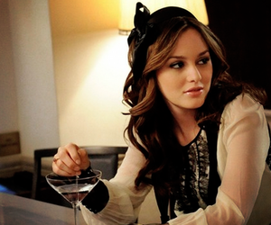 gossip girl, blair, and blair waldorf image