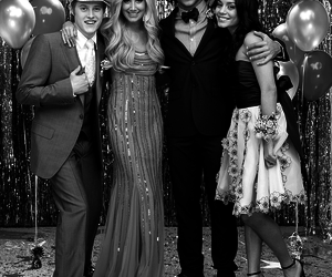 ash, ashley tisdale, and high school musical image