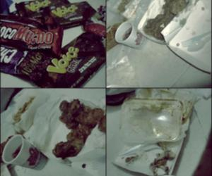 Chicken, chocolates, and foods image