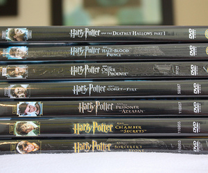 harry potter and dvd image