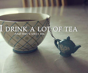 quote and tea image