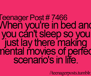 quote, teenager post, and life image