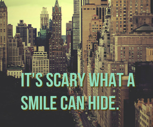 quote, beautiful, and smile image