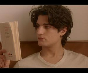 louis garrel, the dreamers, and vintage image