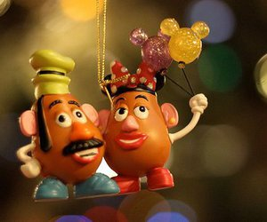 toy story, couple, and disney image