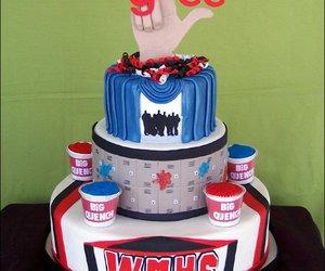cake and glee image