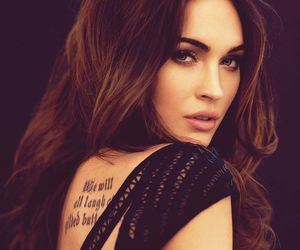 megan fox, tattoo, and sexy image