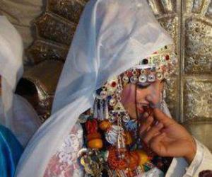 morocco, wedding, and mariage traditionel image