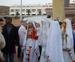 morocco and berber wedding image