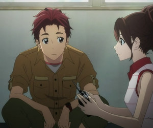 anime and robotics;notes image