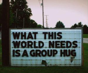 group, needed, and world image