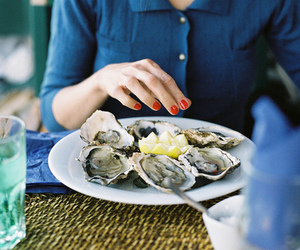 hipster, indie, and oysters image