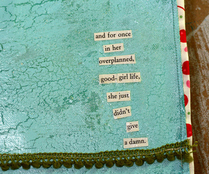 art, quotes, and writing image
