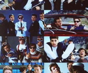 one direction, kiss you, and liam payne image
