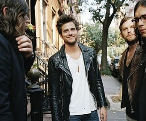 kings of leon and jared followill image