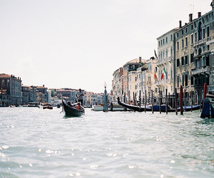 house, vacation, and venice image