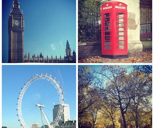 london, Londres, and uk image