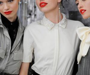model, fashion, and daphne groeneveld image