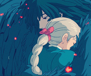 howl's moving castle, Howl, and anime image