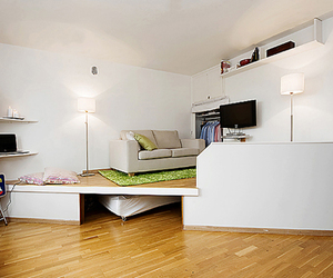 bedroom, beds, and quarto image