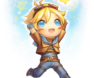 league of legends, lol, and ezreal image
