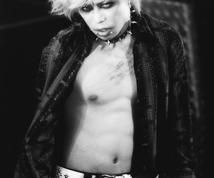black and white, dir en grey, and kyo image