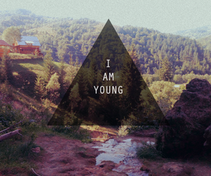 young, quote, and hipster image