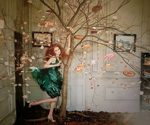 fashion, Lily Cole, and sweet image