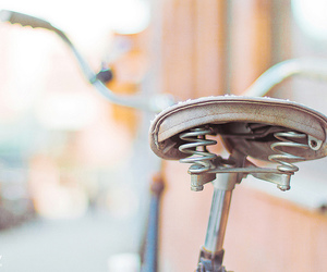 beautiful, bicycle, and photography image