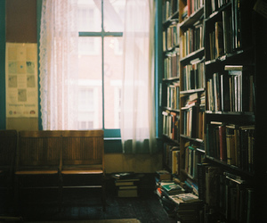 books, light, and new orleans image