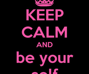 keep calm, quote, and cute image
