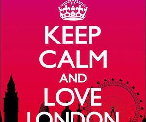 london, keep calm, and uk image