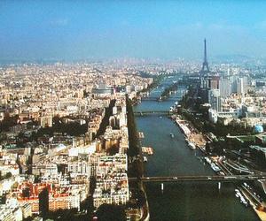paris and city image
