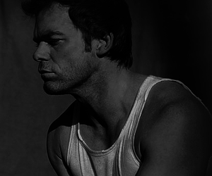 Dexter, Michael C. Hall, and handsome image