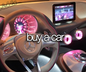 car, bucket list, and before i die image