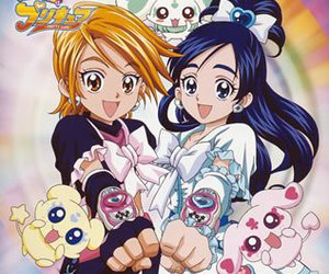 anime, pretty cure, and kawaii image