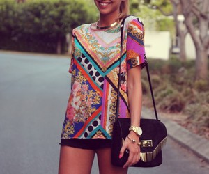 fashion, outfit, and kenzas image
