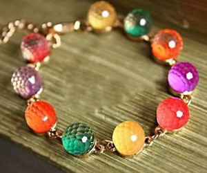 bracelet, accessories, and colors image