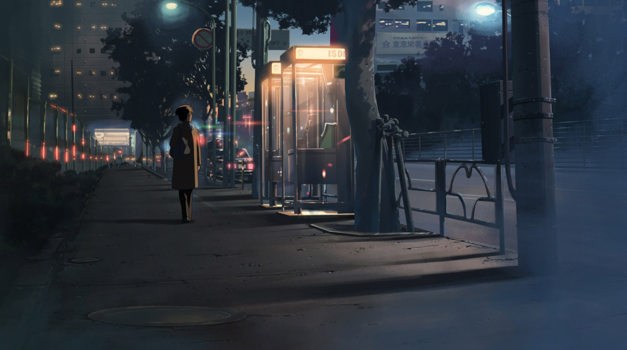 Makoto Shinkai 5 Centimeters Per Second Wallpaper 910062