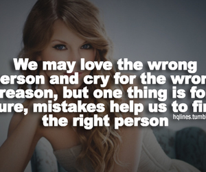 Taylor Swift, love, and life image