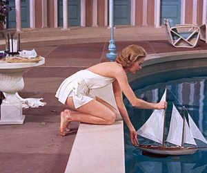 grace kelly and high society image
