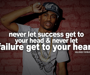 quotes and big sean image